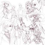 Sketch Compilation 8