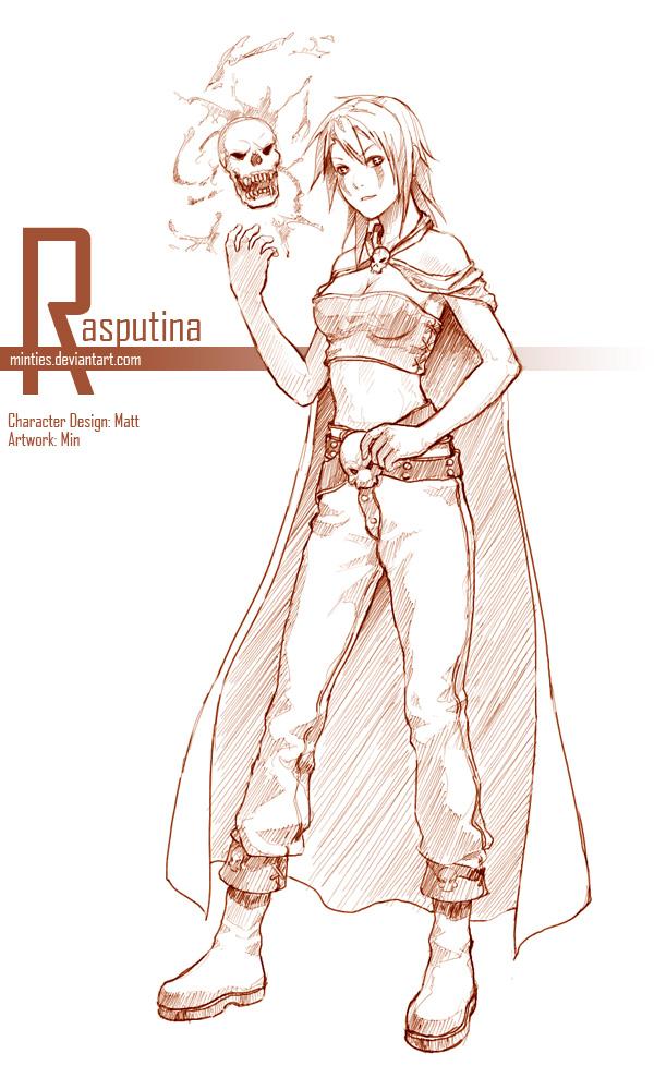 Rasputina by minties