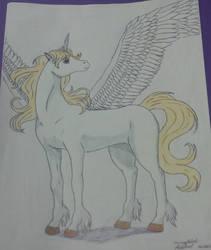 Spirit of the Unicorn Stone