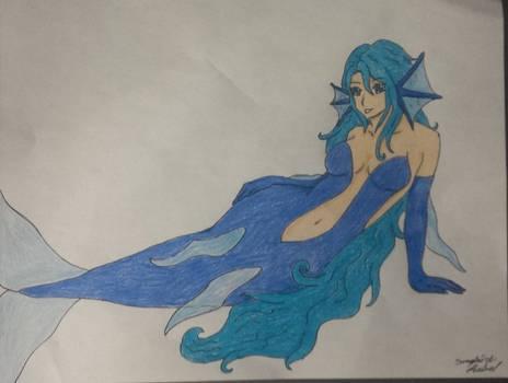 Spirit of the Mermaid Stone