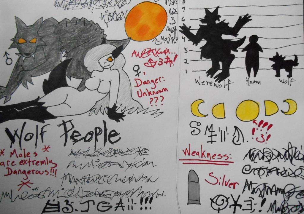 Wolf People Wolf People - Singles