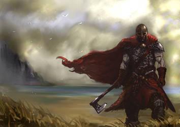 Viking by Matejko77