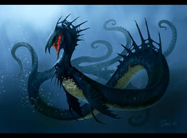 Leviathan by Dezilon