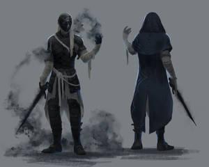 Iron Assassin alt ver