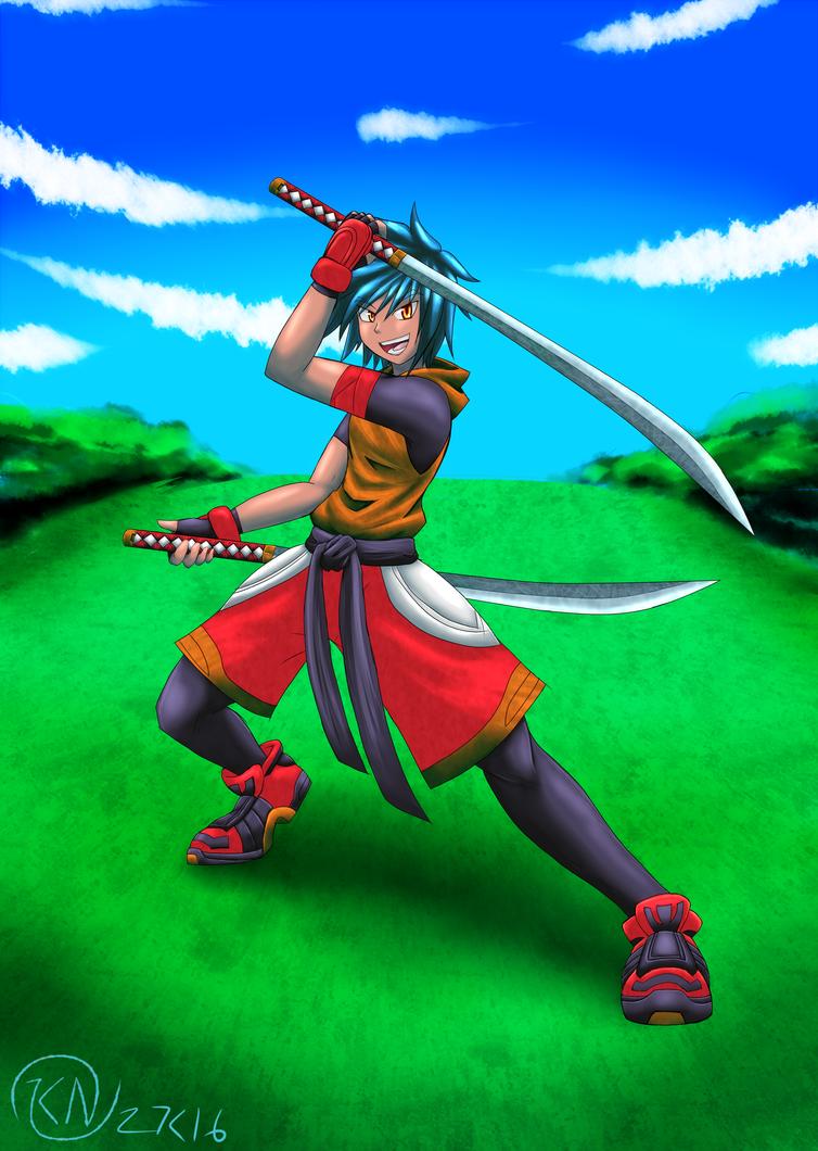 Taisuke Swords 2 by darkshortyx