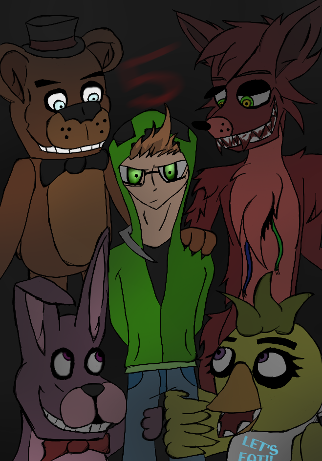 Five nights at freddy s by turahk101 on deviantart