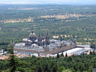El Escorial by mprada69
