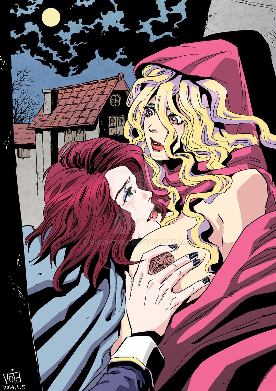 Vampire Lesbian Sex 58