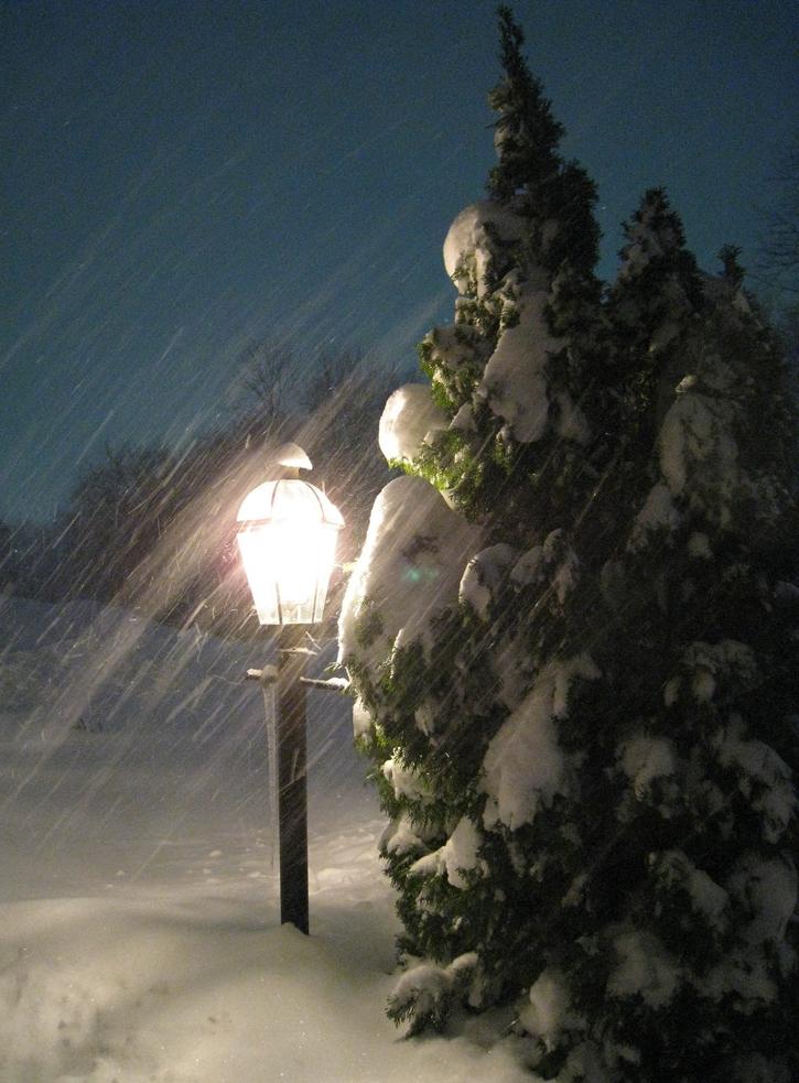 Entering Narnia by technosapien