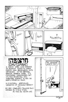 Chutzpah-page1