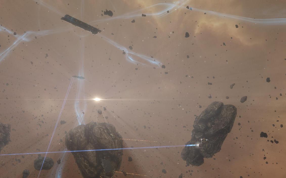 Mining Fleet01 by EffKay9