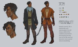 Seth character-sheet by AngieSG