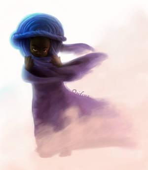 Bambareg, sandstorm elemental