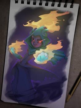 Soul Stealing 7 star strike