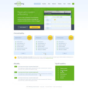 w3booking Reservation System