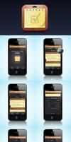 TaskMaster iphone application