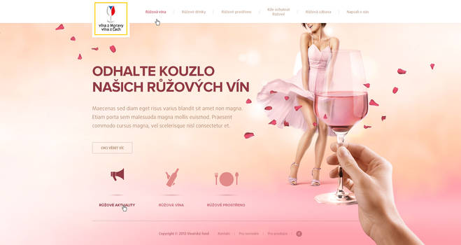 Ruzove.cz by luqa
