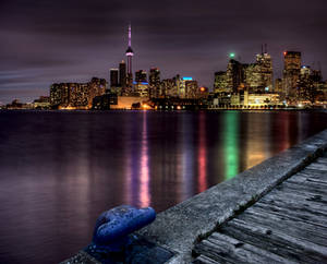 Toronto Night Shot