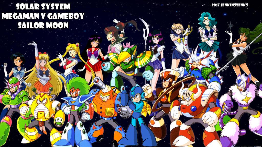 sailor moon solar system - photo #4