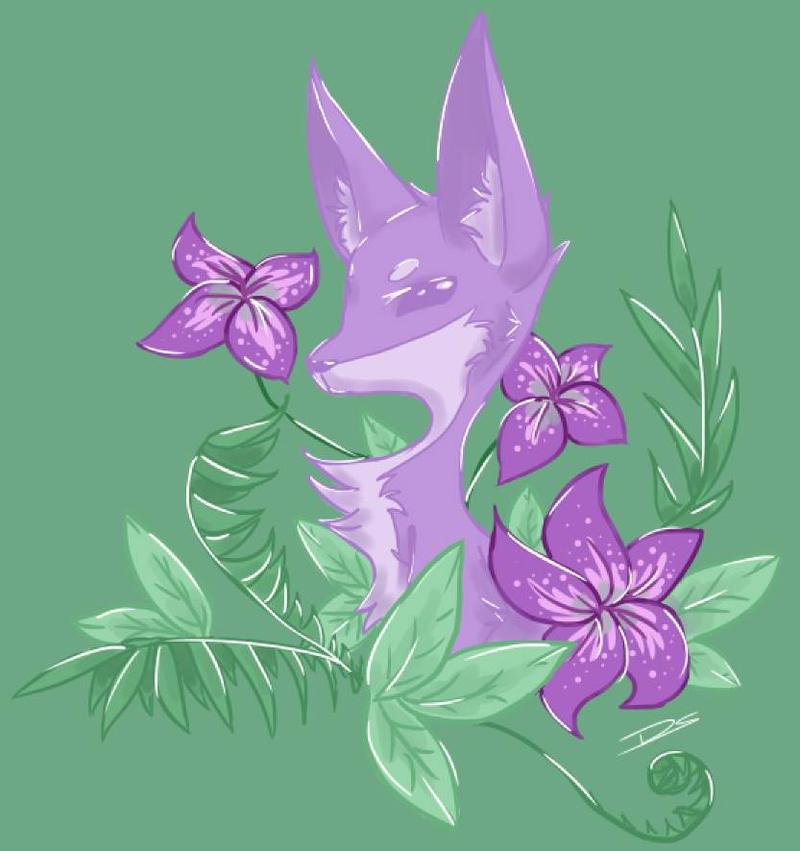 Purple by DiamondShreddie