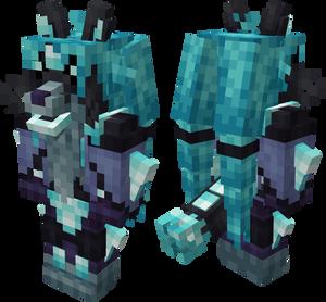 Enashi - Minecraft model