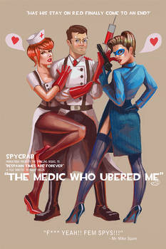 The Medic Who Ubered Me