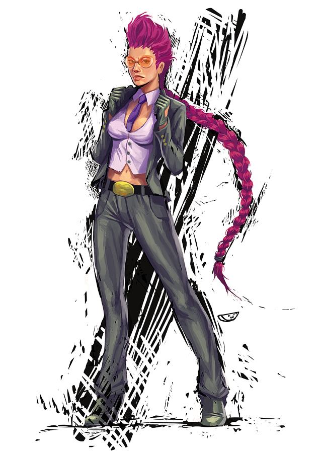 C.Viper by agentscarlet