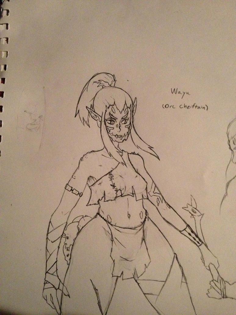Wayu by Minicollosus