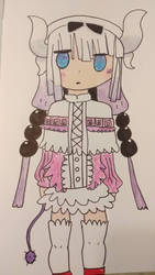 old outdated kanna art