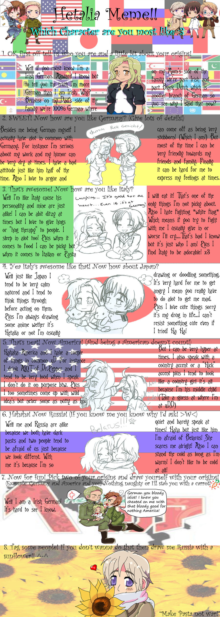 Hetalia Meme finished by Steampunky-Bunny-Boo