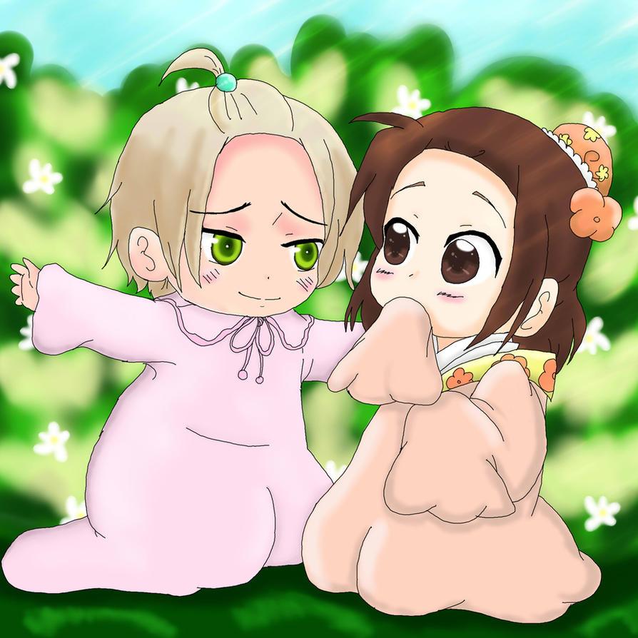 Your like totally cute n.n by BabyWaluigi