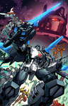 Transformers Timelines Issue 3