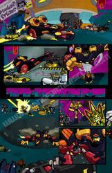 Transformers Animated Cheetor by FunPubComics