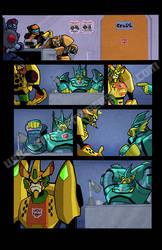 Transformers Animated Cheetor2 by FunPubComics