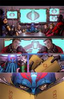 G.I. Joe DTC Page 1 Colors by FunPubComics