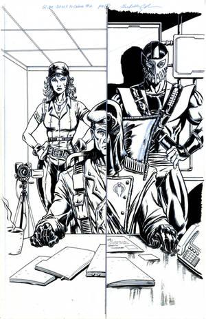 G.I. Joe DTC 2 Page 1 Inks