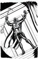 G.I. Joe DTC 2 Page 22 Inks by FunPubComics