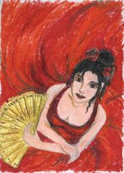 Flamenco by Vardamerethiel
