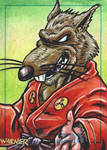 SPLINTER sketch card