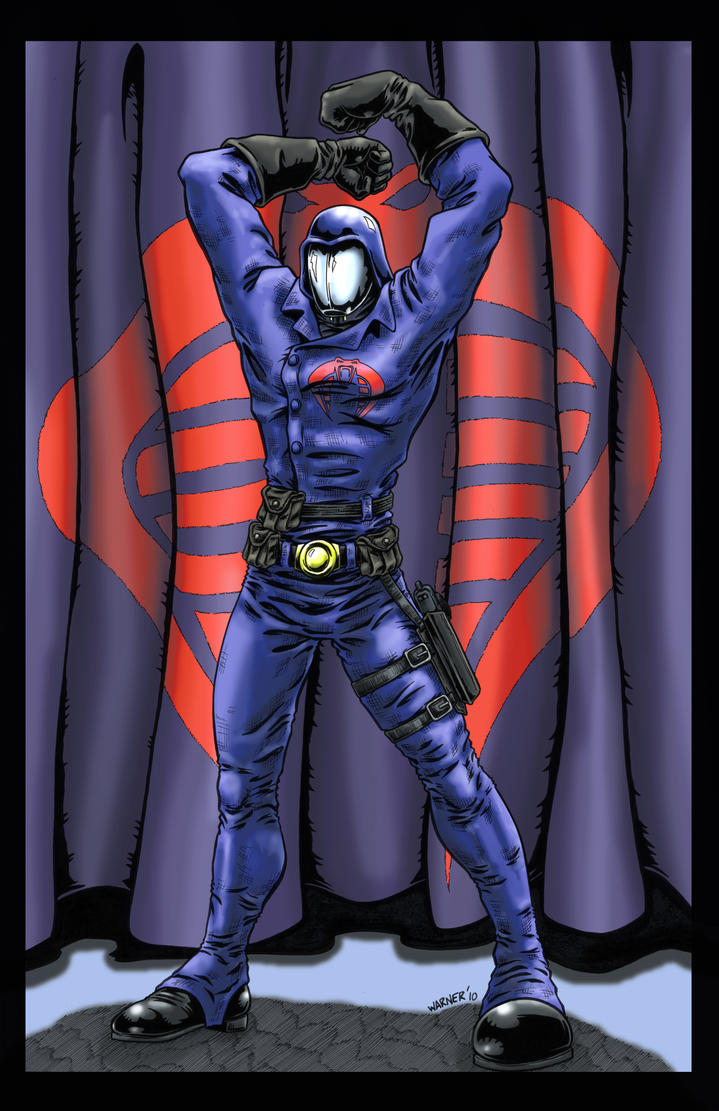 gi joe cobra commander - photo #10