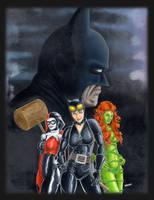 Batman's Bad Girls