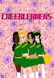 Cheerleaders - Grunge by CrossXComix