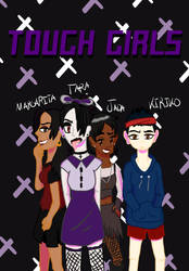 Tough Girls by CrossXComix