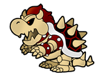 Dry Paper Bowser