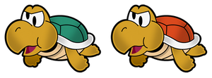 PM14: PreH: K-T Koopas by The-PaperNES-Guy