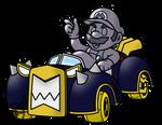 Metal Mario's Pay Dirt