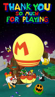 Super Mario World: An Alternate World