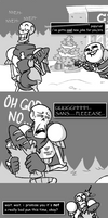 Undertale Comic Thingy 2: The Thingy-ing