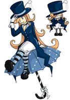 kumoricon mascot '09 by merumori