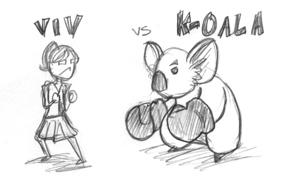 VIV vs K-OALA by merumori